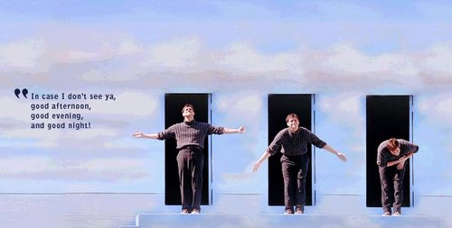 truman show essays perfect world